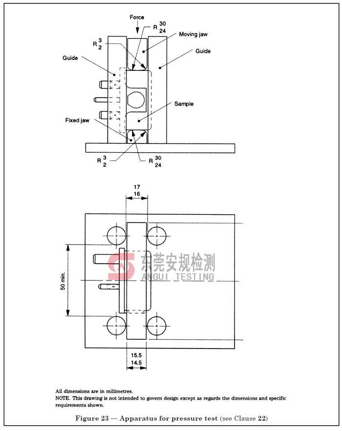 BS1363热压缩试验装置