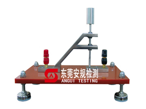 IEC60065薄层材料抗电强度试验装置-Dielectric strength test instrument